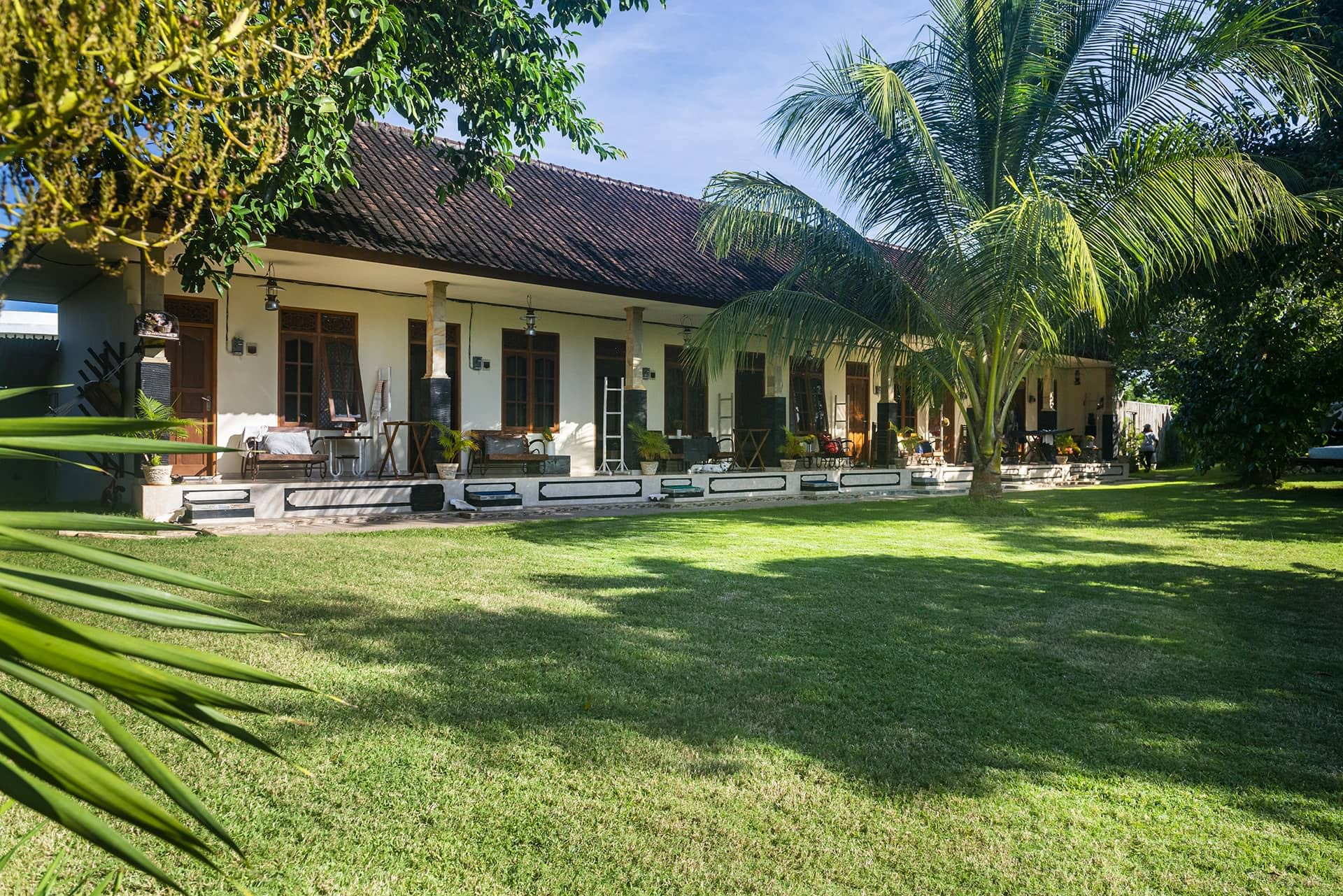 the bali boarding house